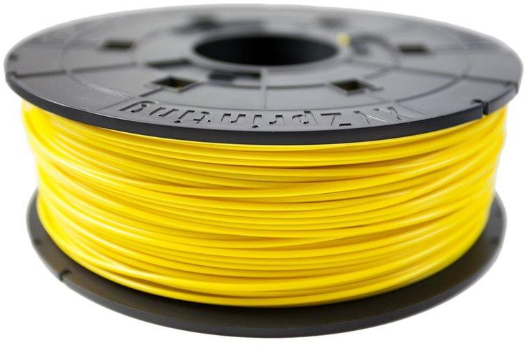 Xyz Printing Da Vinci 3d Printer Filament Cartridge Yellow