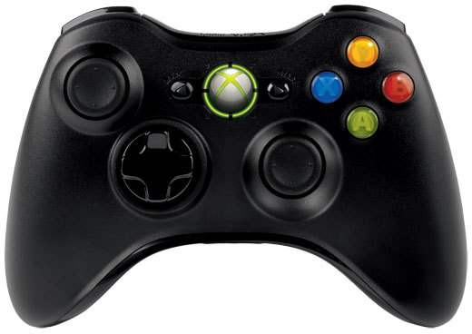 Microsoft Xbox 360 Wireless Gaming Controller for XBox & PC PN JR9-00012
