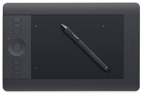 Wacom Intuos Pro Small Pen and Touch with Wireless PN PTH-451/K1-CX