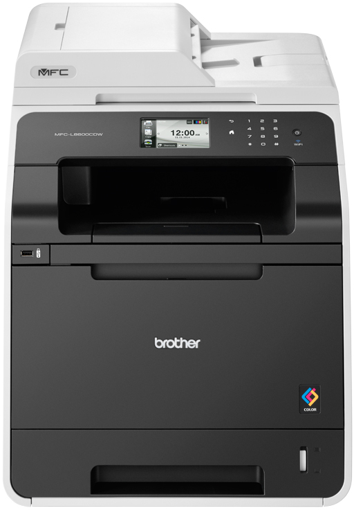 Brother MFC-L8600CDW Wireless Colour Laser/LED Multifunction MFC Printer