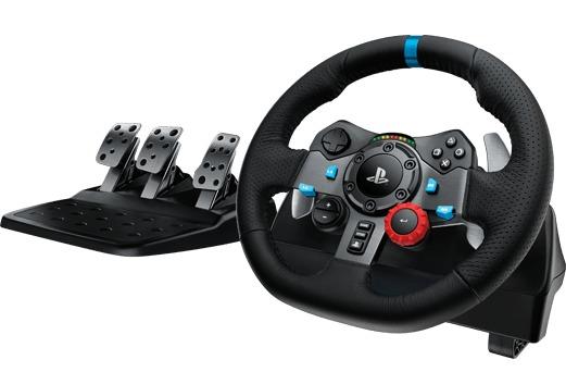 Logitech G29 Driving Force Racing Wheel (PS3/PS4/PC) PN 941-000115