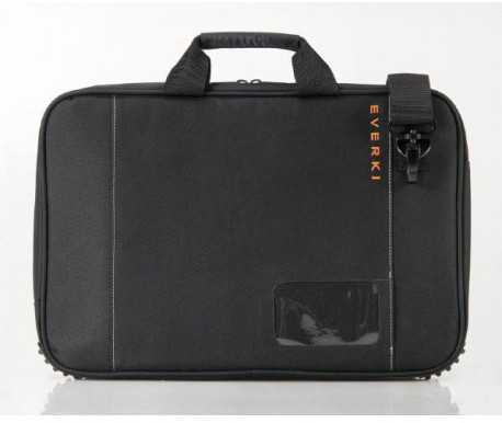 "12.5"" Everki Briefcase with removable EVA Hard Case Notebook Bag PN EKF860"