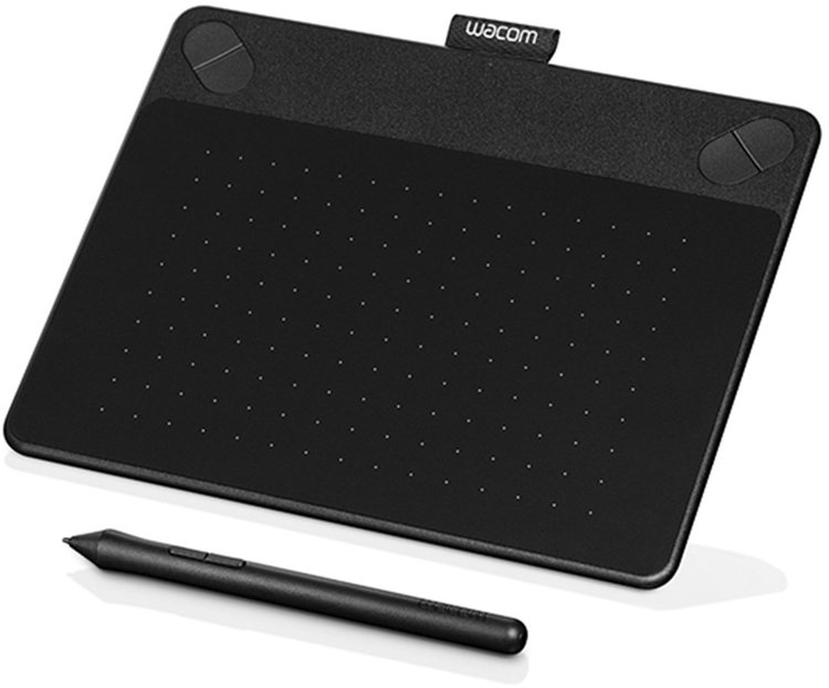 Wacom Intuos Comic Creative Pen and Touch Small PN CTH-490/K1-C