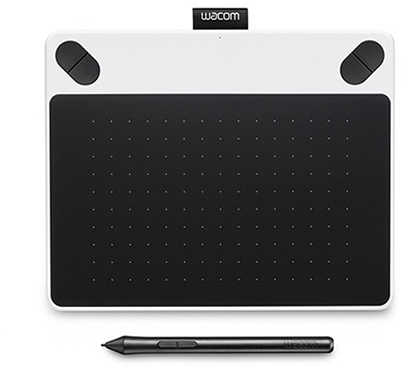 Wacom Intuos Draw Creative Pen Small White PN CTL-490/W0-C