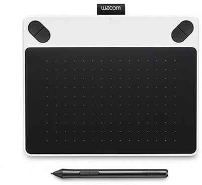 Wacom Intuos Draw Creative Pen Small White PN CTL-490/W0-C