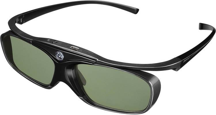 BenQ DGD5 5th GEN 3D Glasses for BenQ 3D DLP Projectors PN 5J.J9H25.001