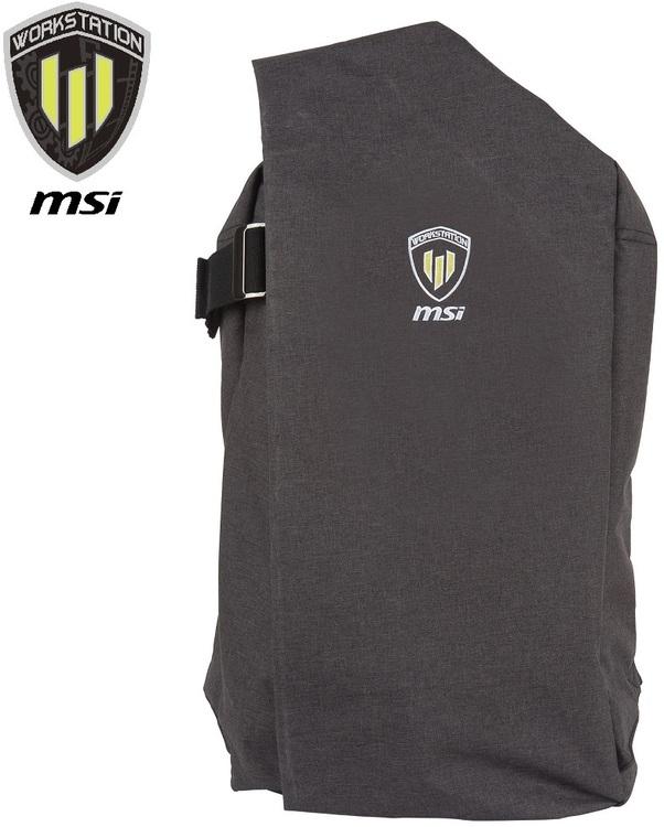 16 Msi Adeona Backpack Bag