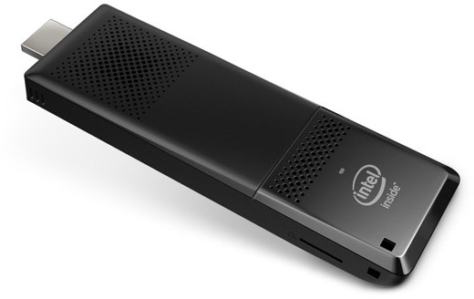 Intel Compute Stick Quad Core Atom Wireless-AC Windows 10 PN BOXSTK1AW32SC