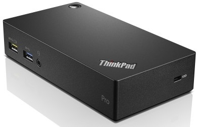 Lenovo ThinkPad USB 3.0 Dual Video Universal Pro Docking Station PN 40A70045AU