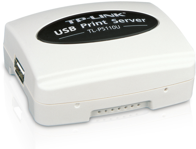TP-Link TL-PS110U USB 2.0 Network Print Server