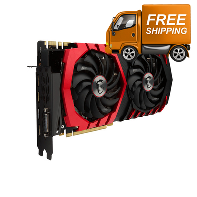 MSI GTX1070 8GB GAMING X PCIe Video Card, BONUS Game!*