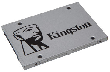"480GB Kingston 2.5"" SSDNow UV400 SATA 6Gb/s SSD Drive PN SUV400S37/480G"