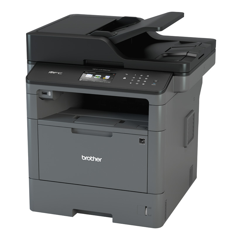 Brother MFC-L5755DW Wireless Mono Laser Network Printer