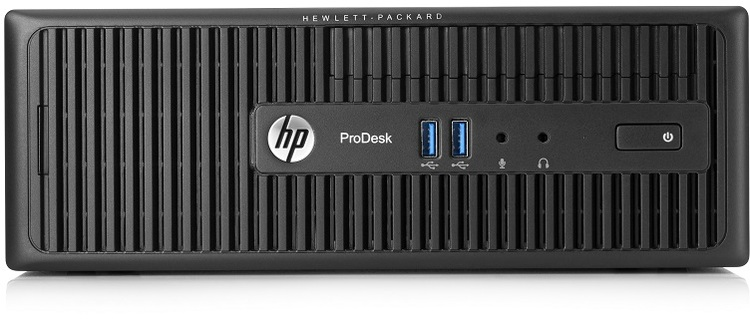 HP ProDesk 400 G3 SFF Core i5 8GB 1TB Win 7/10 Pro PN T9Z10PA