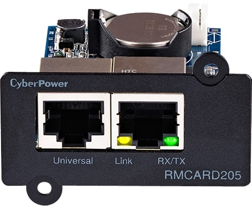 CyberPower RMCARD205 SNMP Remote Management Card for UPS