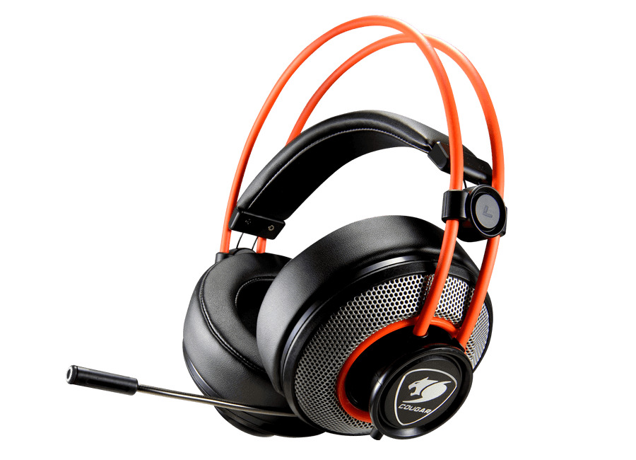 Cougar Immersa 3 5mm Gaming Headset Shop Soiled