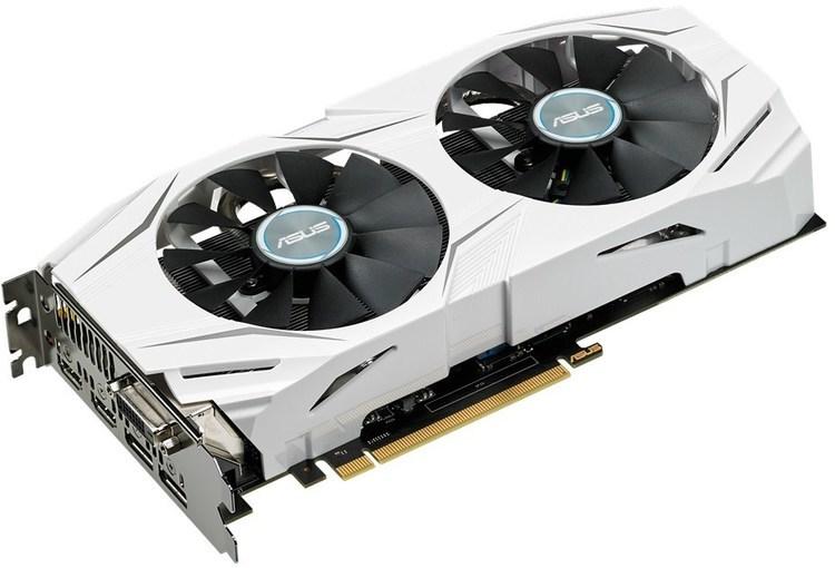 ASUS GTX1060 3GB DUAL OC PCIe Video Card PN DUAL-GTX1060-O3G ... 286071f2ebcc6