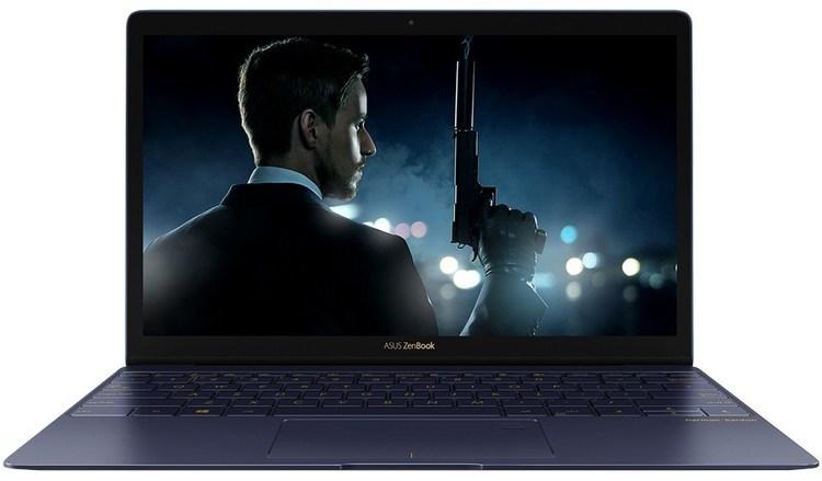 """ASUS UX390UA-GS039R 12.5"""" Core i7 Ultrabook Win 10 Pro"""