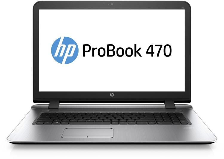 "HP ProBook 470 G3 17.3"" Core i5 Notebook Windows 7/10 Pro PN Y7C86PA"
