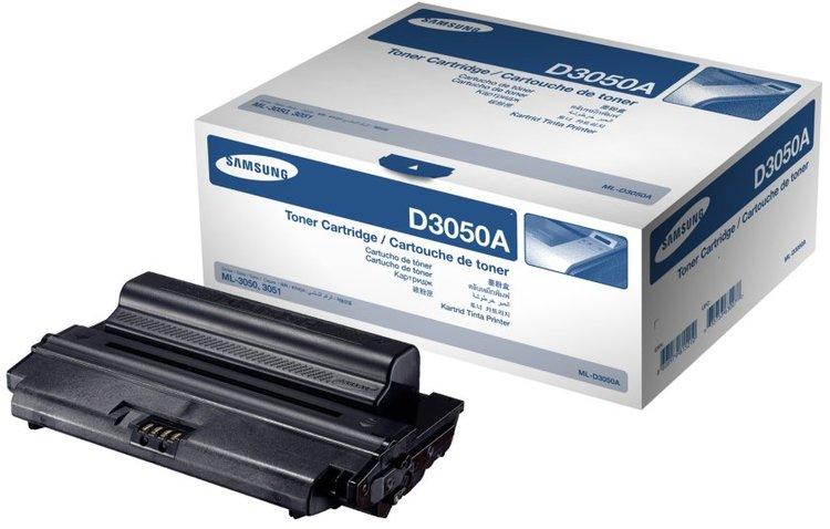 Samsung ML-D3050A Black Toner/Drum for ML-3050/3051 Average 4000 pages
