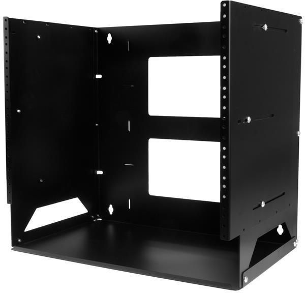 Startech Wall Mount Server Rack With Built In Shelf