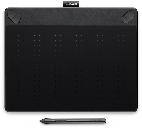 Wacom Intuos 3D Pen and Touch Medium PN CTH-690/K3-C