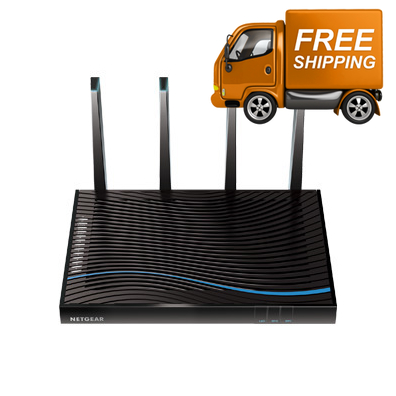 Netgear R8500 Nighthawk X8 Wireless-AC5300 Tri Band Gigabit Router