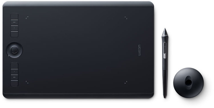 Wacom Intuos Pro Medium with Pro Pen 2 Technology PN PTH-660/K0-C