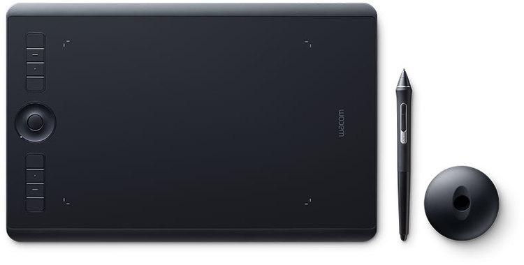 Wacom Intuos Pro Medium with Pro Pen 2 Technology PN PTH-660