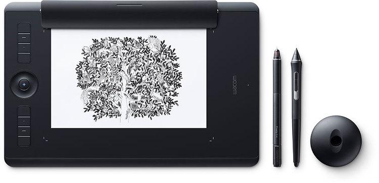 Wacom Intuos Pro Medium with Pro Pen 2 and Paper Kit PN PTH-660/K1-C