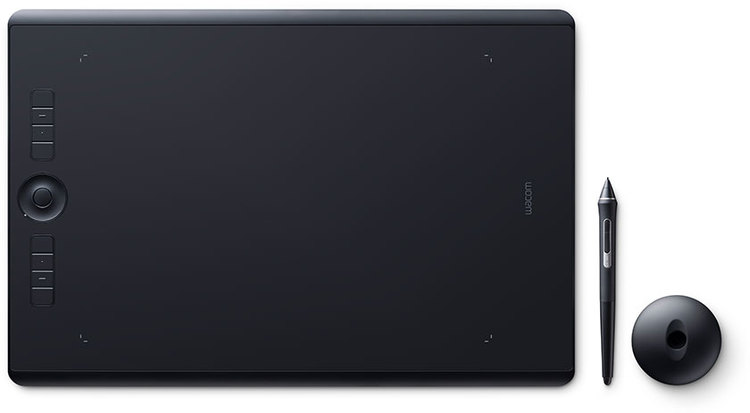 Wacom Intuos Pro Large with Pro Pen 2 Technology PN PTH-860/K0-C