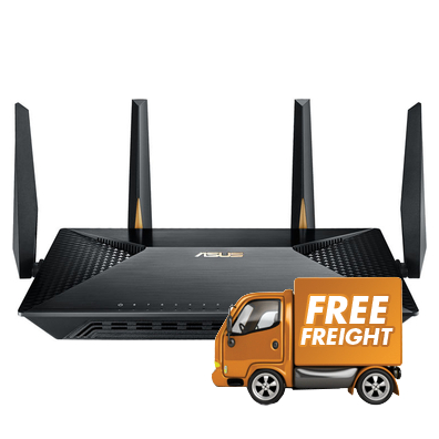 ASUS BRT-AC828 AC2600 Dual-Band Gigabit Wireless VPN Router