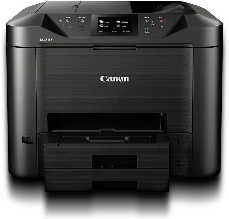 Canon Maxify Mb5460 Wireless Colour Inkjet Multifunction