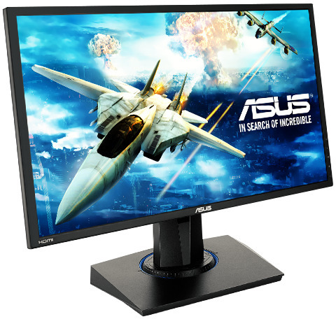 """24"""" ASUS VG245H LED Monitor with Speakers"""