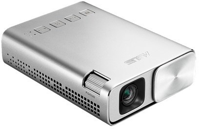 ASUS E1 Mobile 150 ANSI WVGA DLP Projector