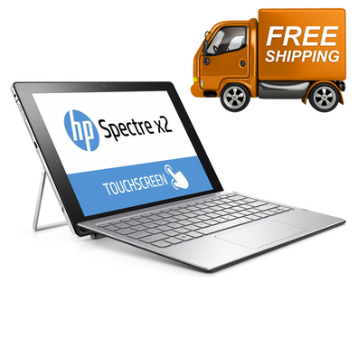 HP Spectre x2 12-a026TU Core-M 12 Touch 2in1 4G LTE Notebook PN T9G16PA Win 10 Pro EX DISPLAY