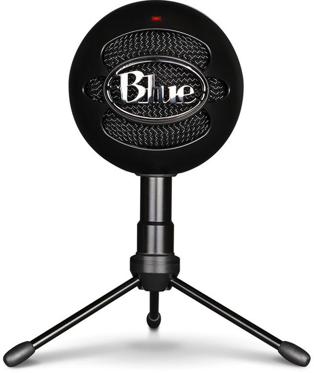 Usb Microphone Blue Snowball : blue snowball ice black usb microphone 836213001929 computer alliance ~ Russianpoet.info Haus und Dekorationen