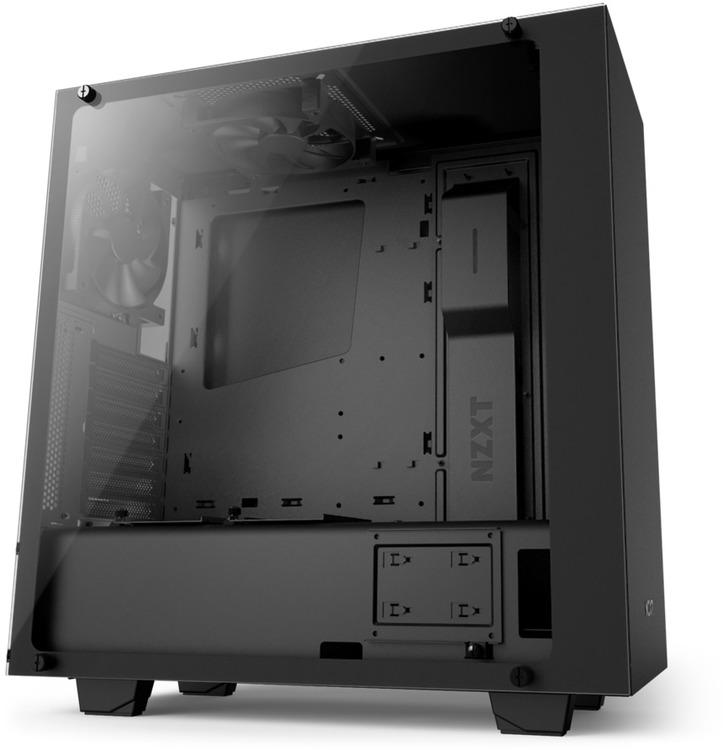 NZXT ATX S340 Elite Black Case (No PSU) | Computer Alliance
