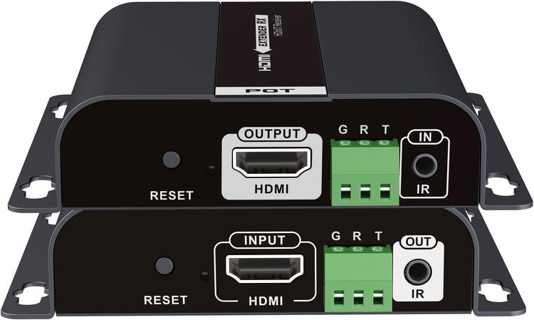 Lenkeng HDbitT HDMI extender over LAN 1080p up to 120M with