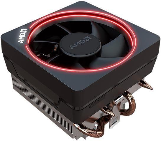 Amd Wraith Max Cpu Cooler 199 999575 With Rgb Led For