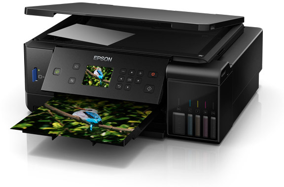 Epson ET-7700 Eco Tank Wireless Colour Multifunction Inkjet Printer