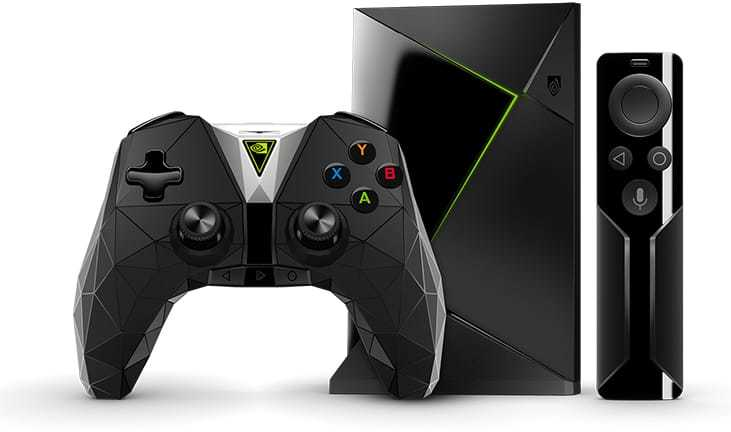 NVIDIA Shield 4K HDR Media Player with Controller and Remote 945