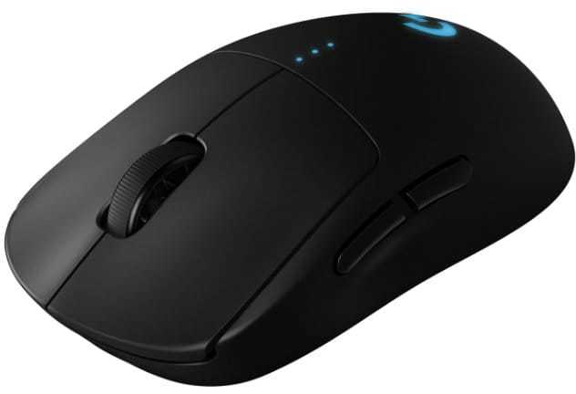 Logitech G PRO Lightspeed Wireless Gaming Mouse 910-005274 | CA