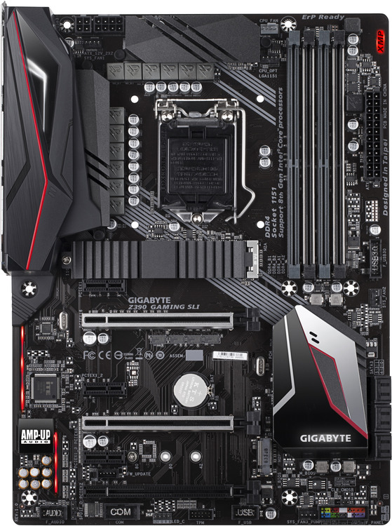 Gigabyte S1151 Atx Z390 Gaming Sli Ddr4 Motherboard