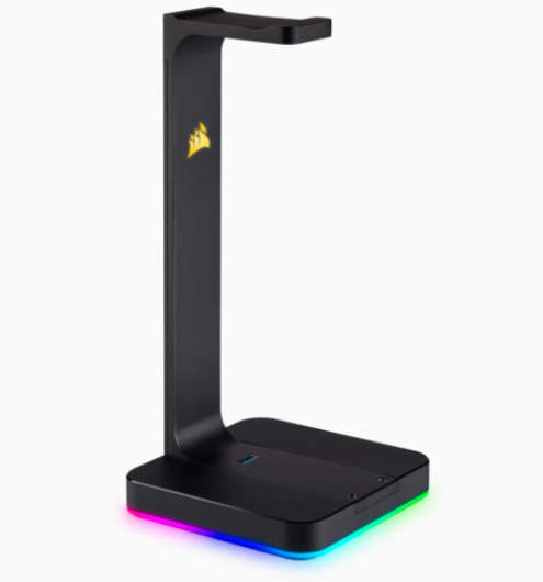 Corsair ST100 RGB Premium Headset Stand & Holder PN CA-9011167-AP