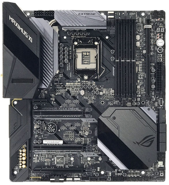 ASUS S1151 ATX ROG MAXIMUS XI EXTREME DDR4 Motherboard