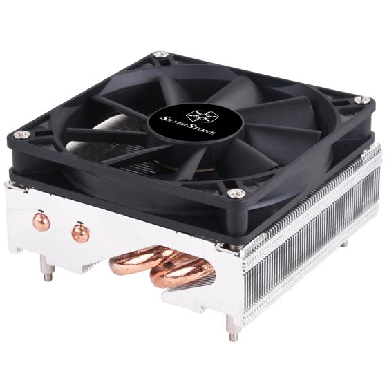 Silverstone Argon AR11 Low Profile CPU Cooler   Computer Alliance