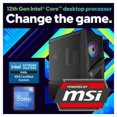 Alliance i5 RX6600XT Gaming Desktop