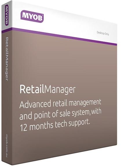 MYOB RetailManager v12 | Computer Alliance