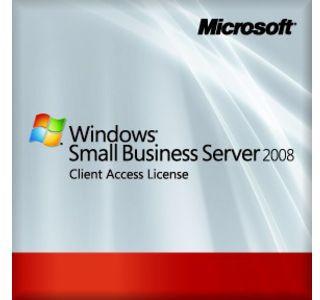 Windows Small Business Server 2008 Premium 5 USER Client OEM PN 6VA-00544